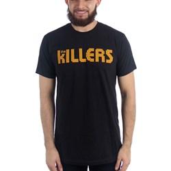 The Killers - Mens Orange Logo T-Shirt