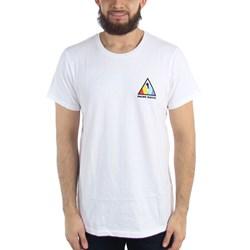 Imagine Dragons - Mens White Transcend Logo T-Shirt