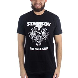 The Weeknd - Mens Starboy T-Shirt