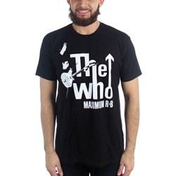 The Who - Mens Maximum R&B T-Shirt