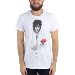 Prince - Mens Flower T-Shirt