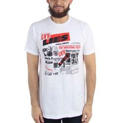 Guns N Roses - Mens Lies T-Shirt