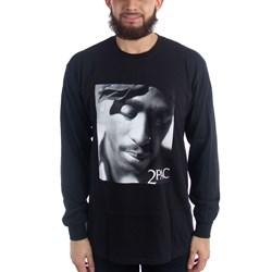 Tupac - Mens Expression Long Sleeve T-Shirt