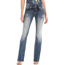 Miss Me - Womens M3147B Bootcut Jeans