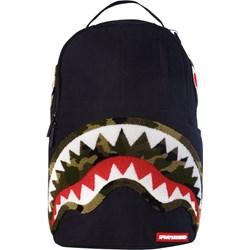Sprayground - Unisex Adult Camo Chenille Shark Backpack