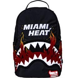 Sprayground - Unisex Adult Miami Fire Shark Backpack