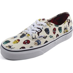Vans - Unisex Adult Marvel X Vans Authentic Marvel Heads Shoes