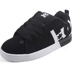DC Mens Court Graffik SQ Shoes