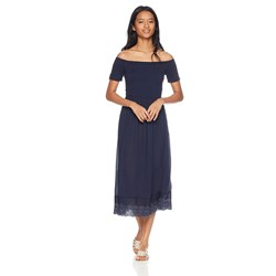 Roxy - Juniors Prettylovers Smocked Dress