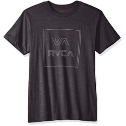 RVCA Mens Pinner All The Way S T-Shirt
