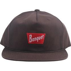 Brixton - Mens Banquet Snapback Hat
