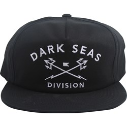 Dark Seas - Mens Tridents Snapback Hat