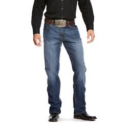 Ariat - Mens Relentless Relaxed Fit Double Denim Relentless Jeans