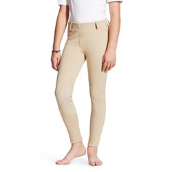 Ariat - Girls Heritage Knt Kp Po Breeches