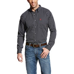 Ariat - Mens Fr Stark Work Woven Shirt