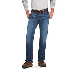 Ariat - Mens Fr M4 Stitched Incline Relaxed Work Jeans