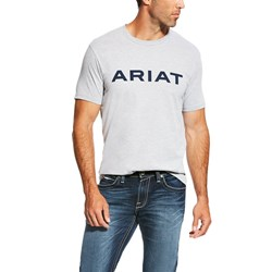 Ariat - Mens Branded Western Knit Shirt