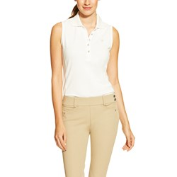 Ariat - Womens Prix Slvlss Polo Knit Shirts