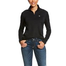 Ariat - Womens Sunstopper 1/4 Zip Knit Shirts