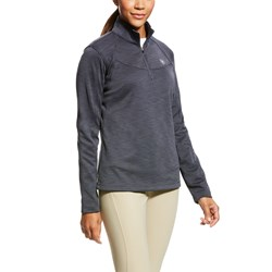 Ariat - Womens Conquest 1/4 Zip Mid Layer