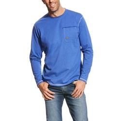 Ariat - Mens Rebar Ls Work Rebar Knit Shirt