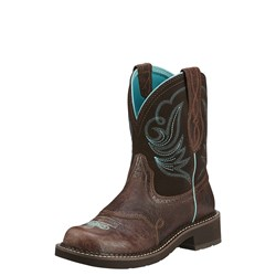 Ariat - Womens Fatbaby Heritage Dapper Fatbaby Western Shoes