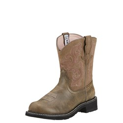 Ariat - Womens Fatbaby Ii Fatbaby Western Shoes