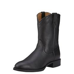 Ariat - Mens Heritage Roper Roper/Lacer Western Shoes