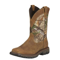 Ariat - Mens Conquest H2O Hunt Outdoor Shoes