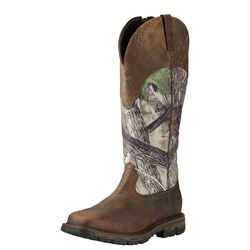 Ariat - Mens Conquest Snakeboot H2O Hunt Outdoor Shoes