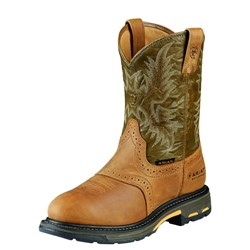 Ariat - Mens Workhog H2O Western Work Shoes