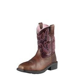 Ariat - Womens Krista Steel Toe Western Work Shoes