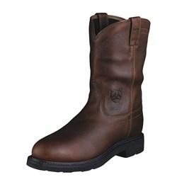 Ariat - Mens Sierra H2O Steel Toe Western Work Shoes