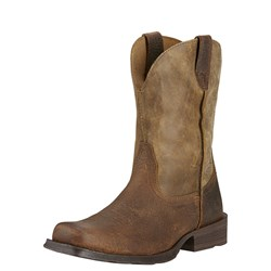 Ariat - Mens Rambler Western Western Shoes