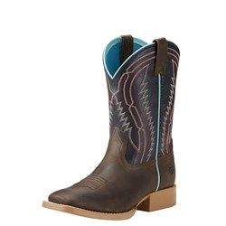 Ariat - Unisex-Child Chute Boss Western Western Shoes