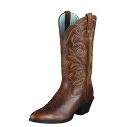 Ariat - Womens Heritage  R Toe Western Western Shoes