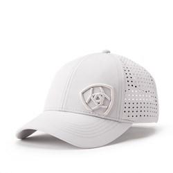 Ariat - Adult Unisex Trifactor Cap Silver Grey