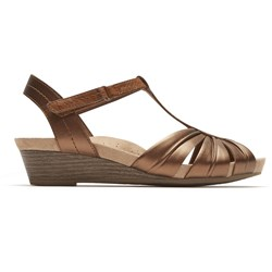Rockport Women's Ch Hollywood Pleat T Shoes