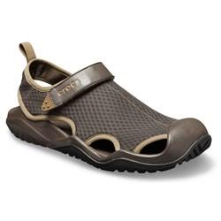 Crocs - Mens Swiftwater Mesh Deck Sandal