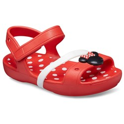 Crocs - Girls Lina Minnie Mouse Sandal