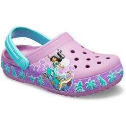 Crocs - Unisex Kids Fun Lab Princess Jasmine Band Clog