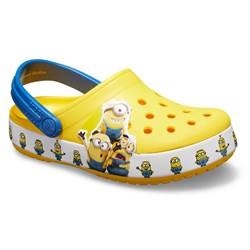Crocs - Unisex Kids Fun Lab Minions Multi Clog