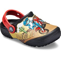 Crocs - Unisex Kids Fun Lab Motorsport Clog