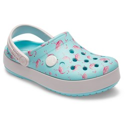 Crocs - Unisex Kids Crocband Multi-Graphic Clog
