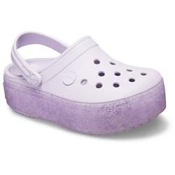 Crocs - GirlsCrocband Platform Clog GS BaP/BtC