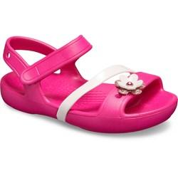 Crocs - Girls Lina Charm Sandal