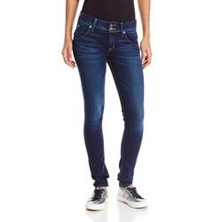 Hudson - Womens Collin Midrise Skinny Jeans