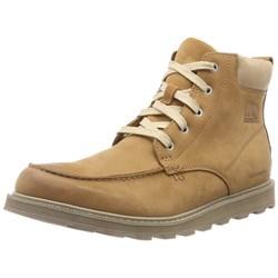 Sorel - Men's Madson Moc Toe Waterproof Non Shell Boot