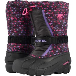 Sorel - Youth Unisex Little Childrens Flurry Print Shell Boot