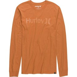 Hurley Mens Prm Oao Pt T-Shirt Long Sleeve